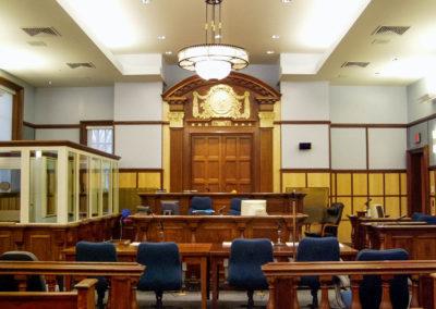 Newton District Courthouse